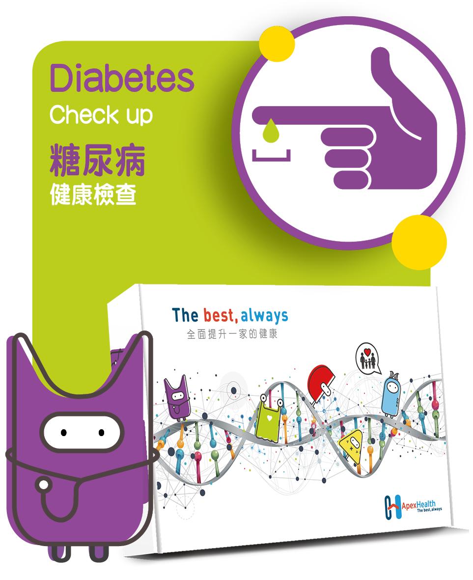 糖尿病檢測 Diabetes Check up Plan