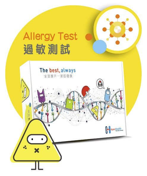 Allergy Test Category
