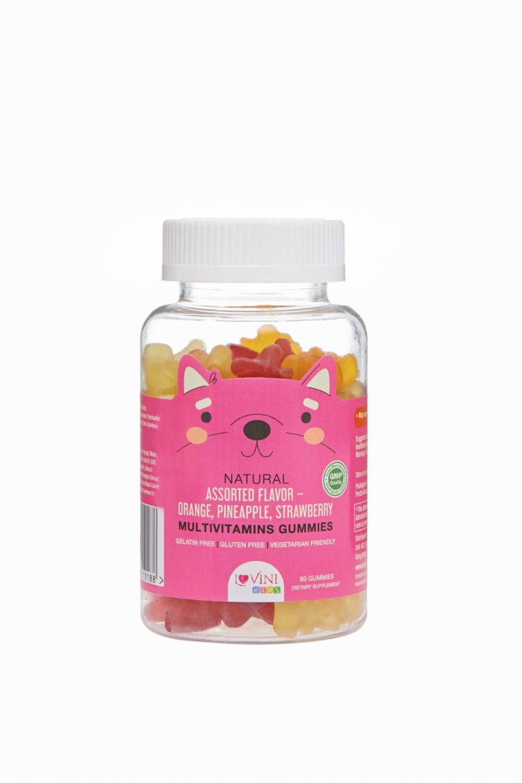 LoviniKids Multivitamins Gummies
